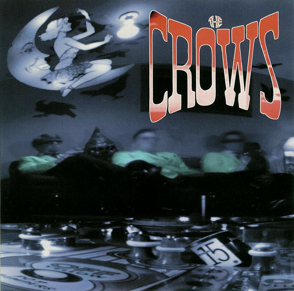 A-Z of Amphetamine Reptile – Crows