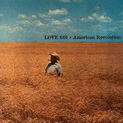 A-Z of Amphetamine Reptile – Love 666