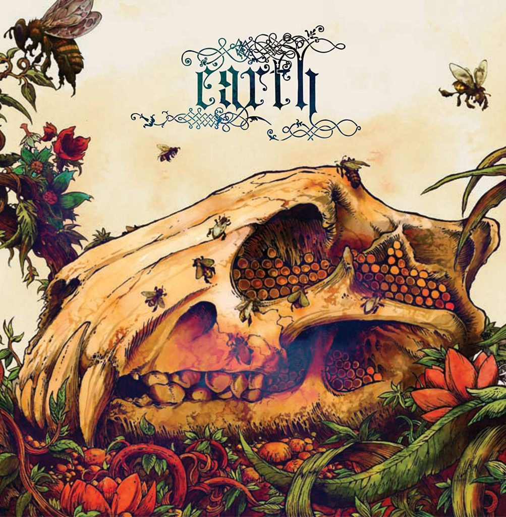 10 Releases From A Departing Year – Earth – The Bees Made Honey In The Lion's Skull
