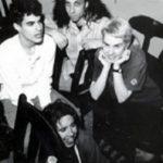 Swirlies Band Photo