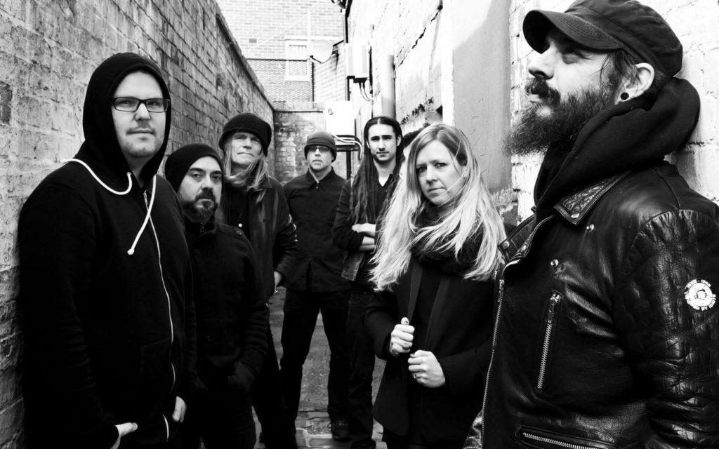Crippled Black Phoenix Band Photo