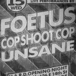 foetus-csc-unsane-poster