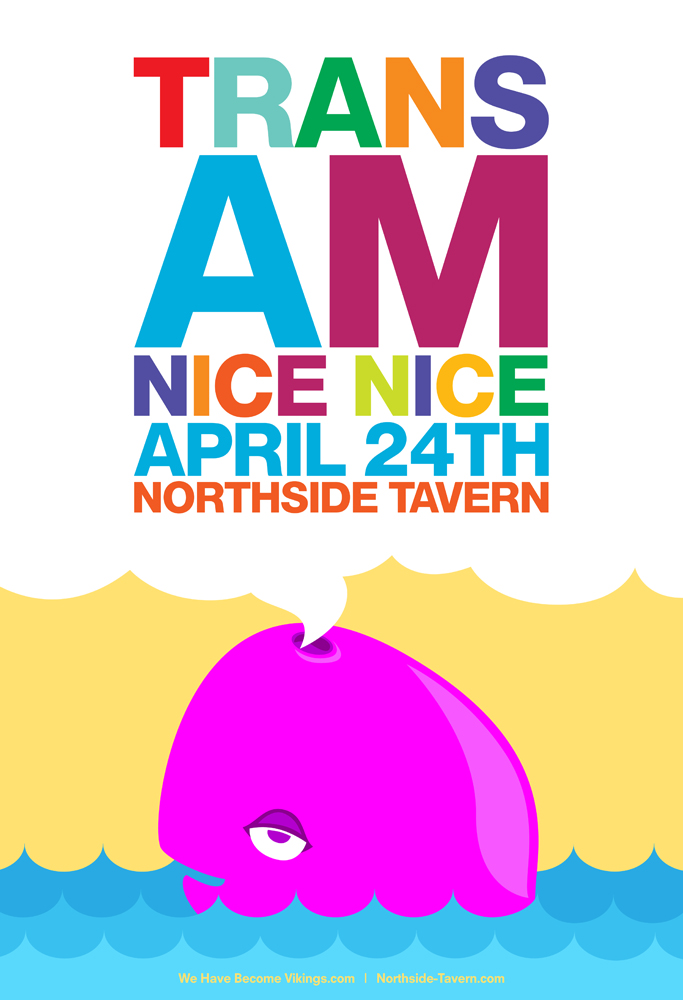 Show Review –  04.19.10 – Trans AM (w/Jonas Reinhardt & Nice Nice) at Middle East
