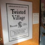 Twisted Village Record Store