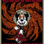 Melvins – Great American Music Hall 2010 Poster