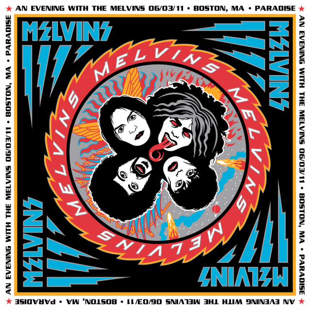 Show Review – Melvins at the Paradise Rock Club (06.03.11)