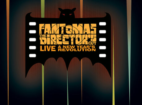New/Upcoming Music Releases – Fantomas – Director's Cut Live: A New Year's Revolution DVD