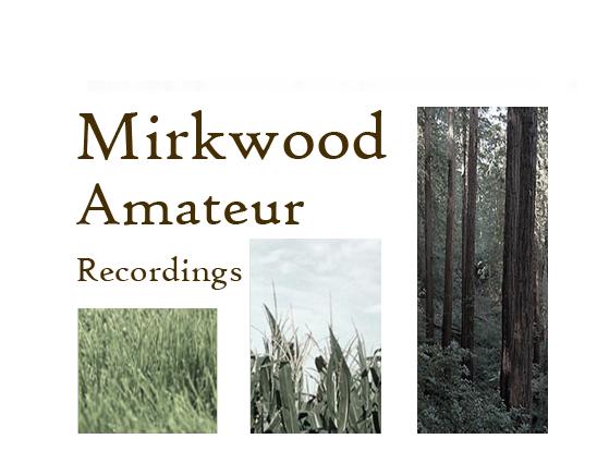 Mirkwood-Logo Label Profile - Mirkwood Amateur Recordings