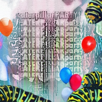 Review – Caterpillar Party! – Caterpillar Party P