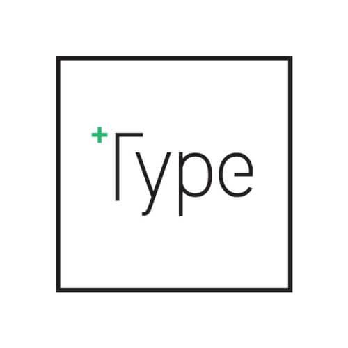 Type Records Logo