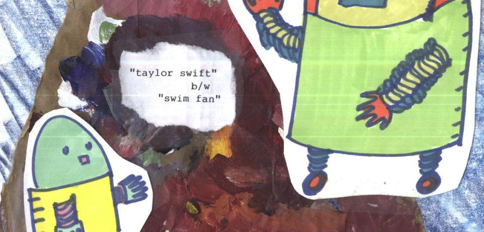 Review + Download – Speedy Ortiz – Taylor Swift / Swim Fan