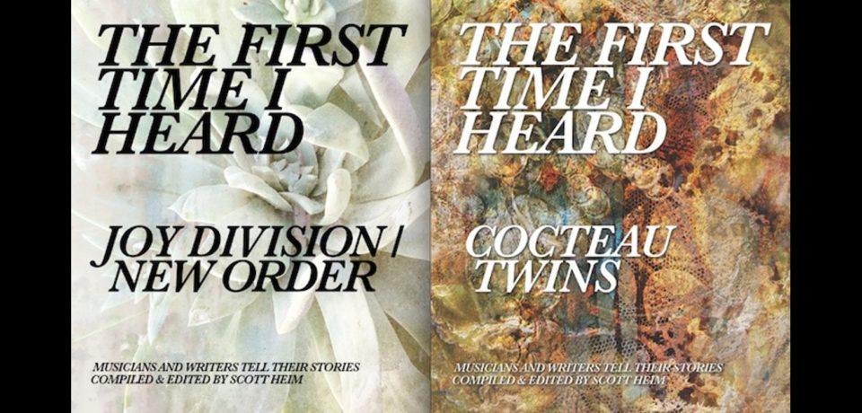 IHRTN's Wishlist – The First Time I Heard…Book Series