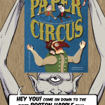 Boston Events – Paper Circus Screening + Black Market