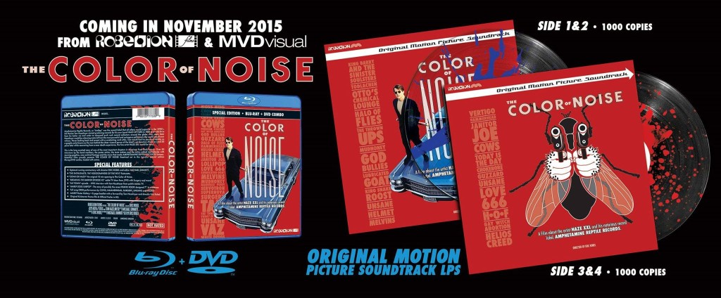 Color of Noise AmRep Documentary