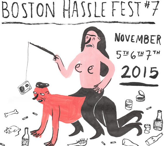 Hassle Fest 7 Poster