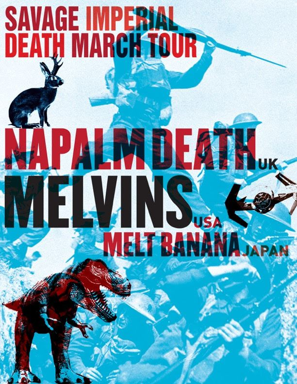 napalm-deathmelvinsmeltbanana-tour-2016