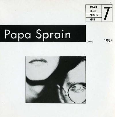 Papa Sprain