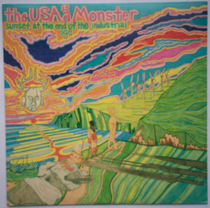 The USA is a Monster - Sunset at the End of Industrial Age