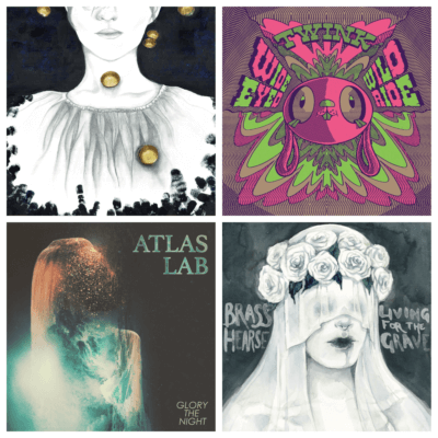 Great Singles From New England – Collage 1