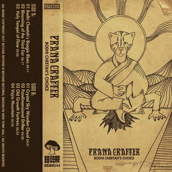 Prana Crafter – Bodhi Cheetah's Choice