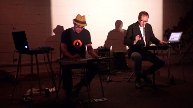 Duet for Theremin and Lap Steel