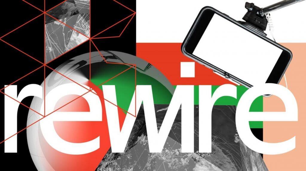 Rewire 2018 Poster