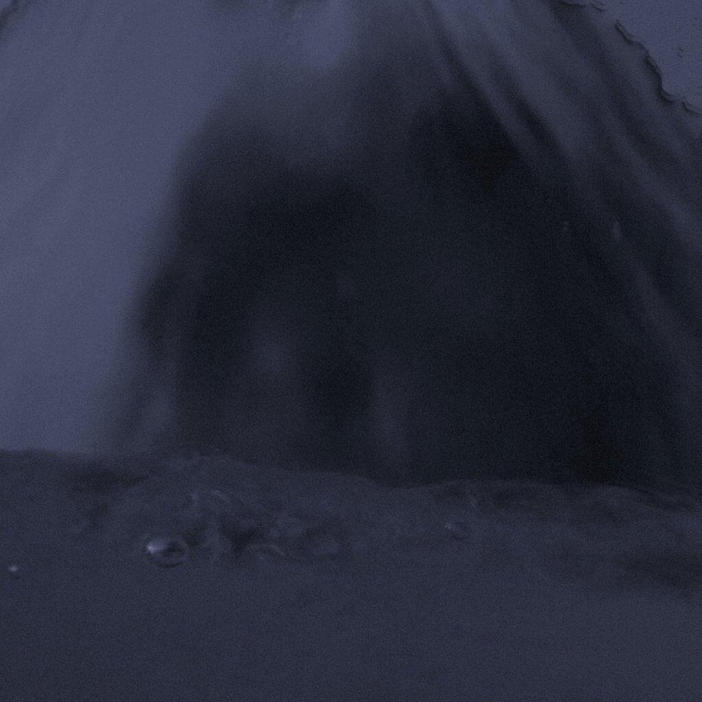 Serpentine Skies - Dissolve (Album Cover)