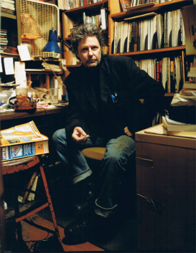 The Ascension of Glenn Branca by David Breather