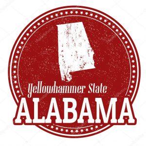 Alabama State Logo