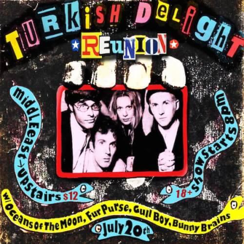 Turkish Delight Reunion