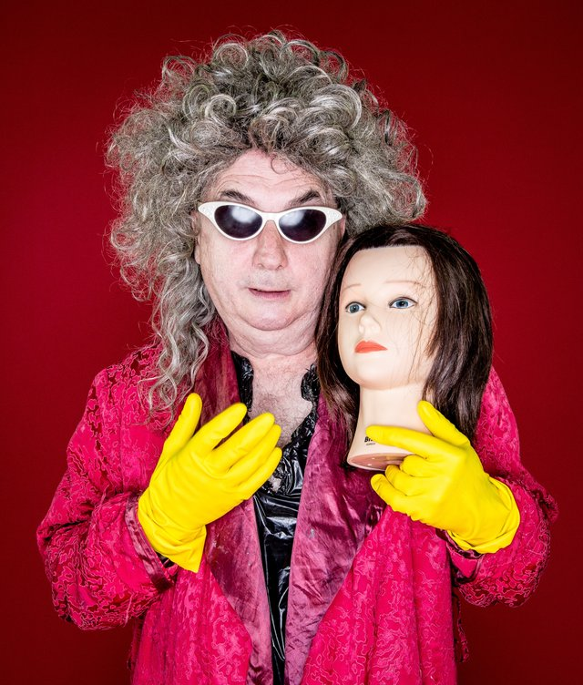 GaryWilson-CityBeat-5K- Review - Gary Wilson - Let's Go to Outer Space