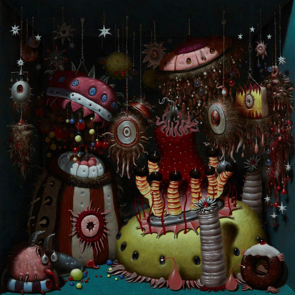 Review – Orbital – Monsters Exist