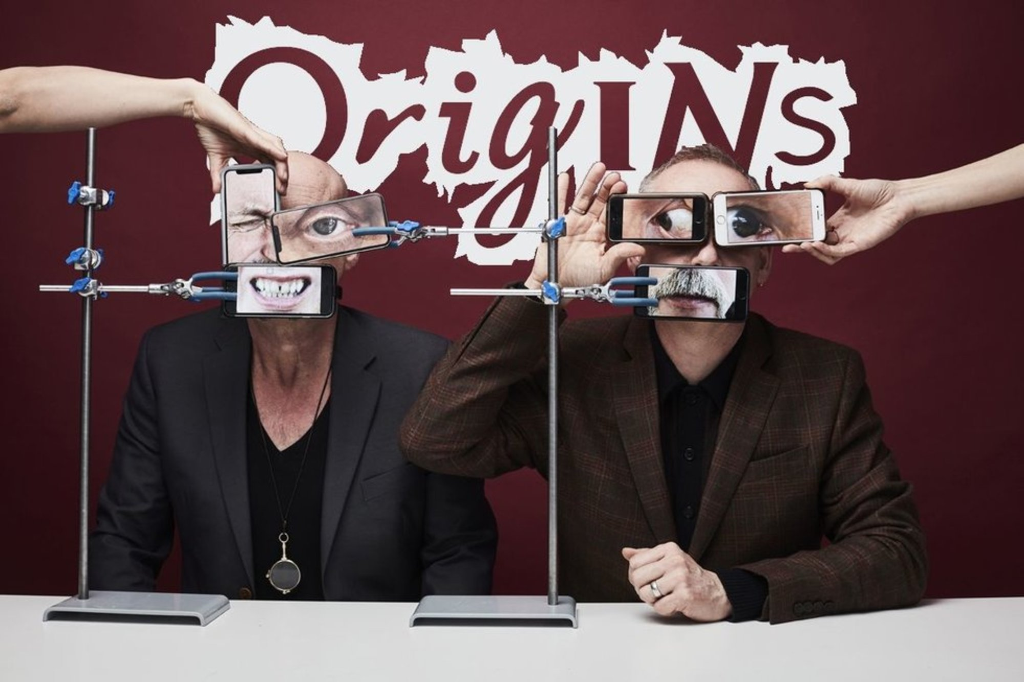 Orbital-Phil-and-Paul-Hartnoll Review - Orbital - Monsters Exist