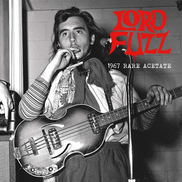 Lord Fuzz - 1967 Rare Acetate