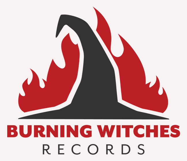 Burning Witches Records Label Logo