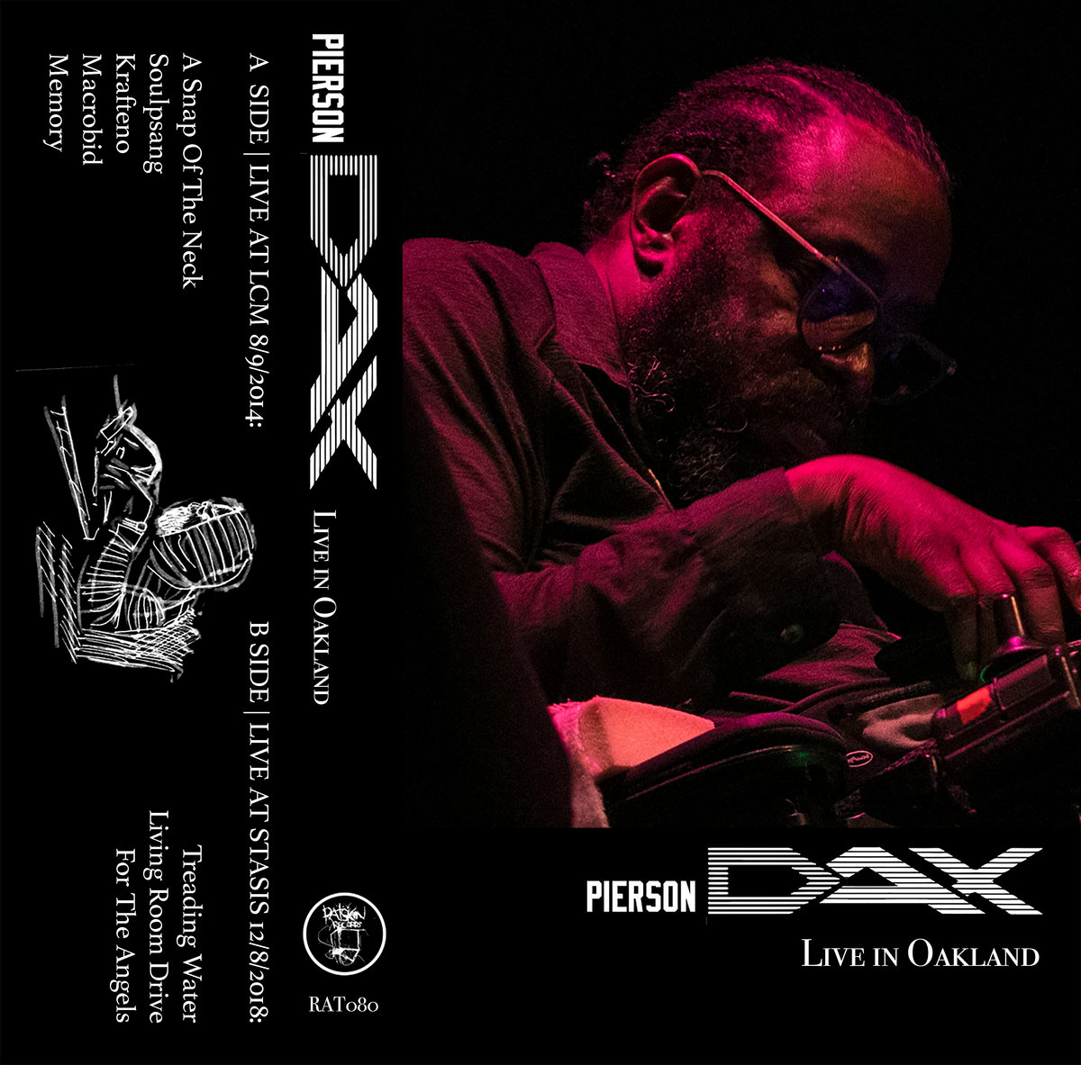 Review: Dax Pierson – Live In Oakland