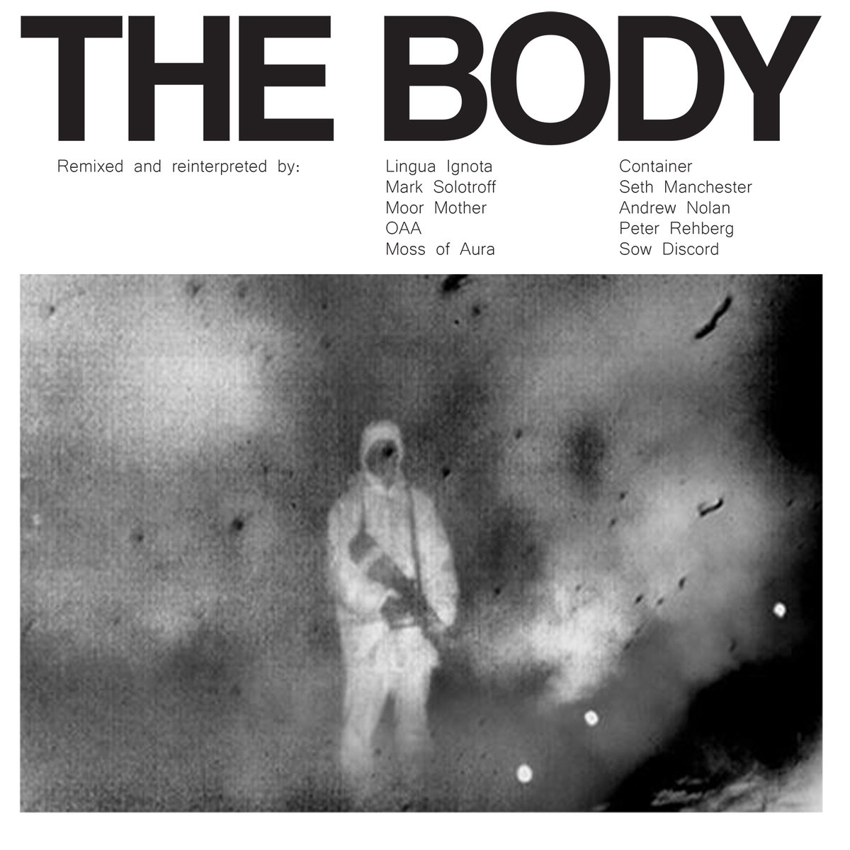 Listen: The Body – A Curse (Remixed by Aura of Moss)