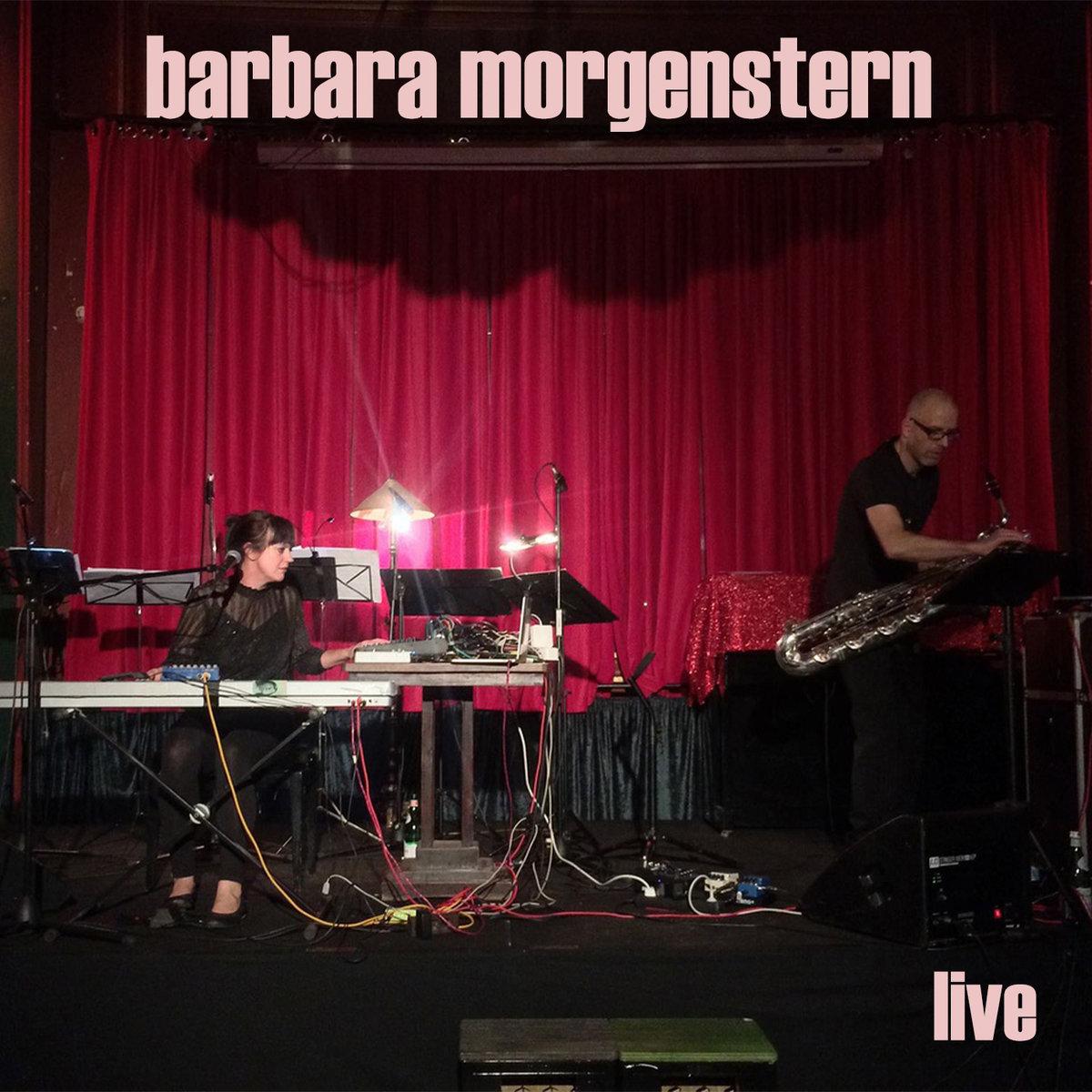 Barbara Morgenstern - Live