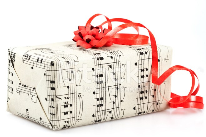 Gift of Music from IHN!
