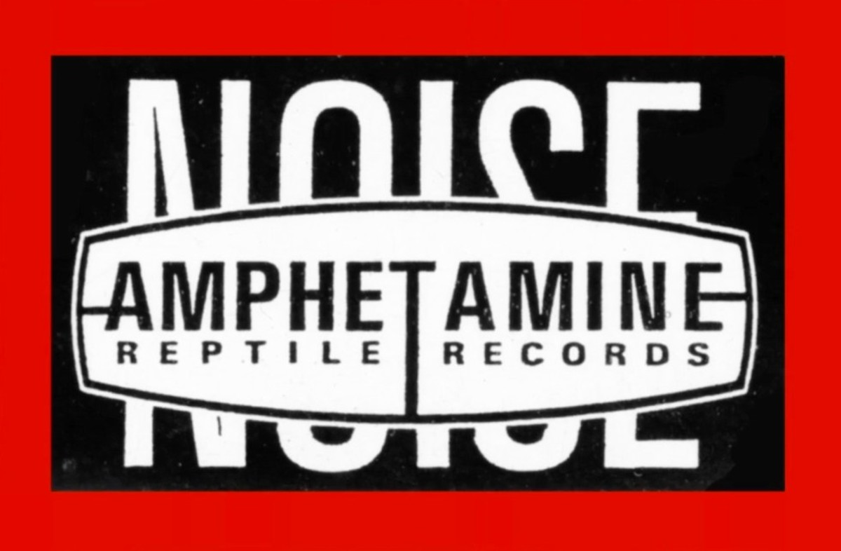 A-Z of Amphetamine Reptile – Compilations/Splits