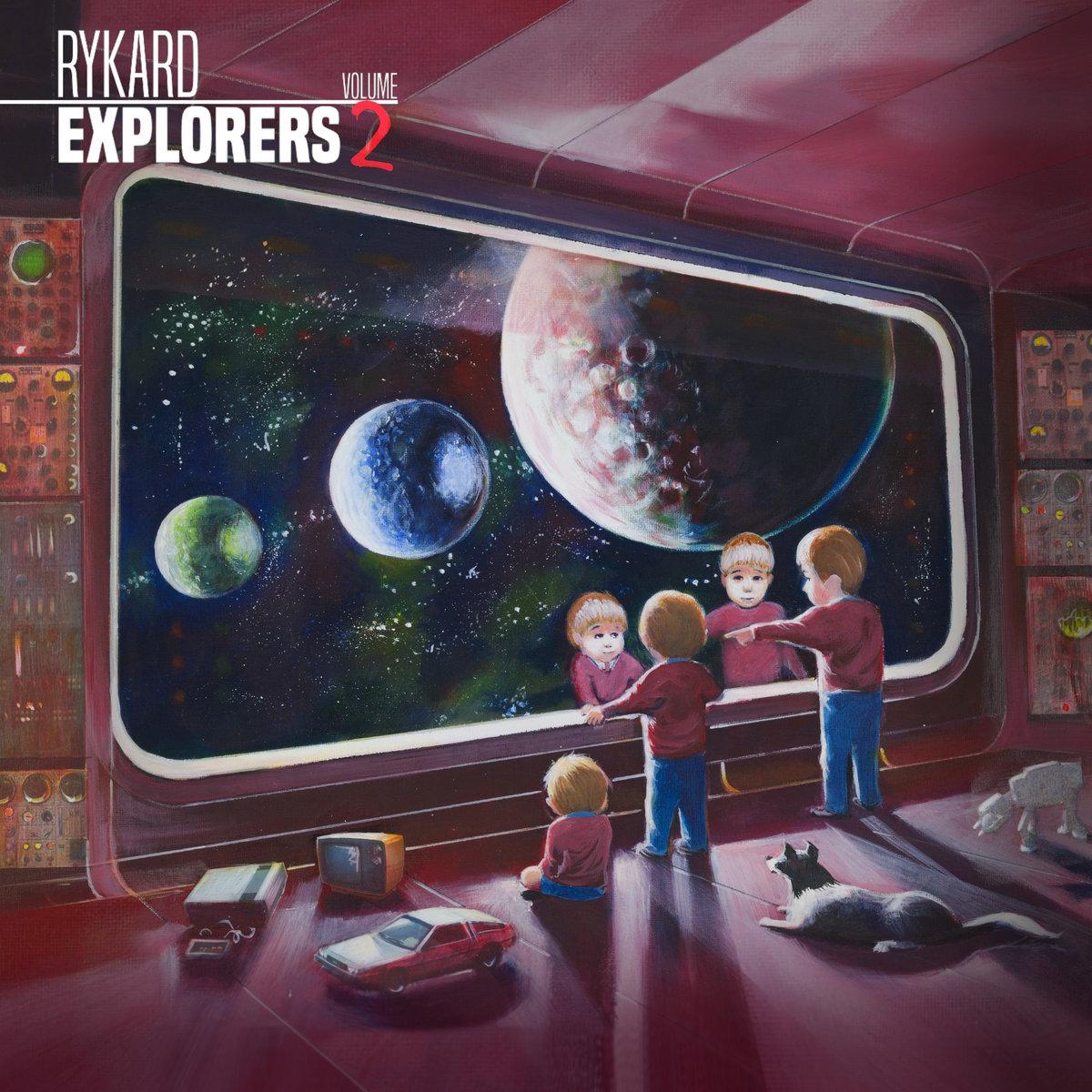 Rykard - Explorers Vol. 2