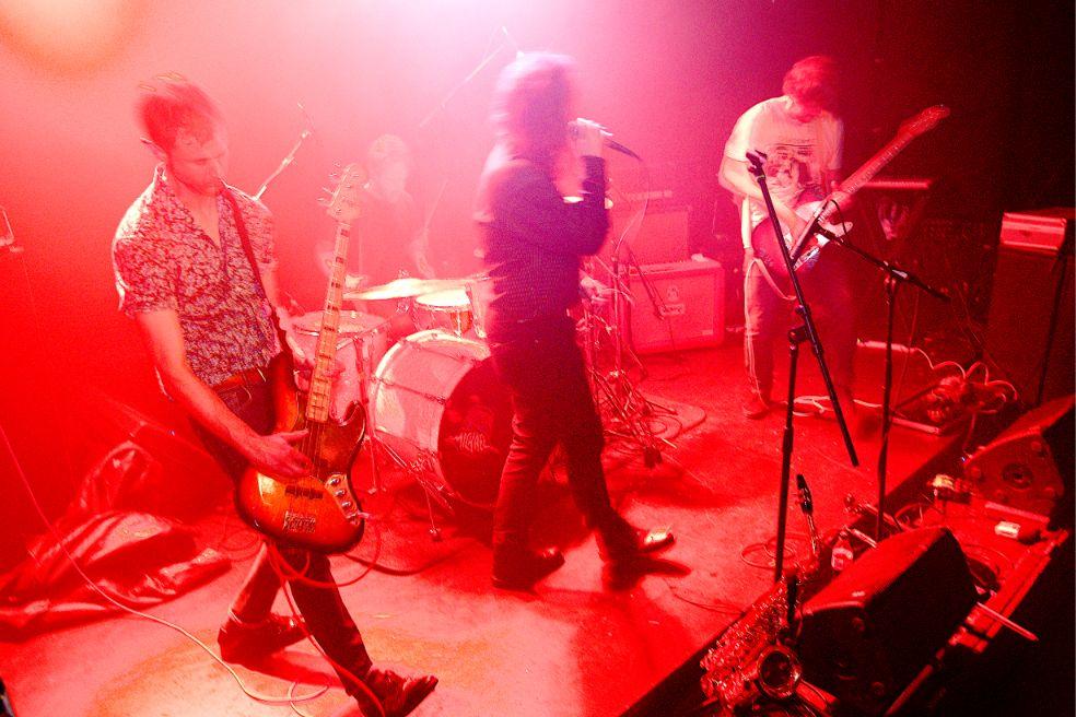 Repo Man - Live - Photo by Adam Horswill